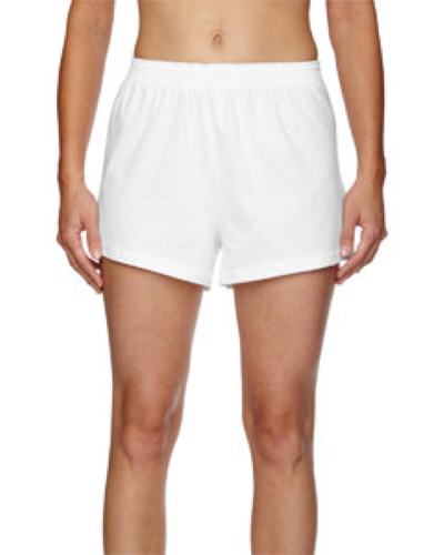 Juniors' Jersey-Knit Cheer Short