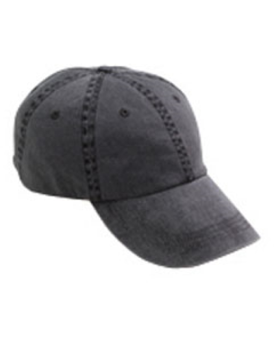 32341f516645e Custom Solid Low-Profile Pigment-Dyed Cap - Image Depot Express