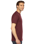 Truffle MADE IN USA Unisex Fine Jersey Short Sleeve T-Shirt as seen from the sleeveleft