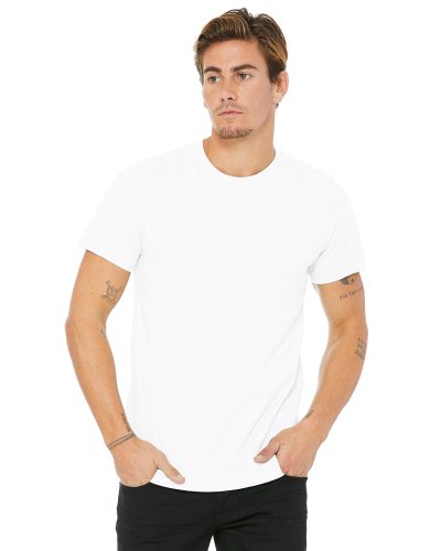 Unisex Made in the USA Jersey Short-Sleeve T-Shirt