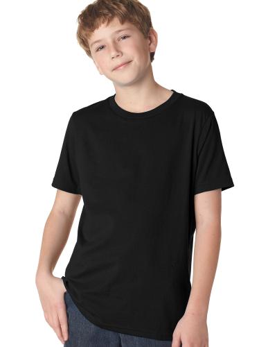 Boys' Premium Short-Sleeve Crew Tee