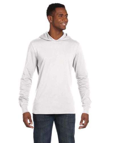 Unisex Jersey Long-Sleeve Hoodie