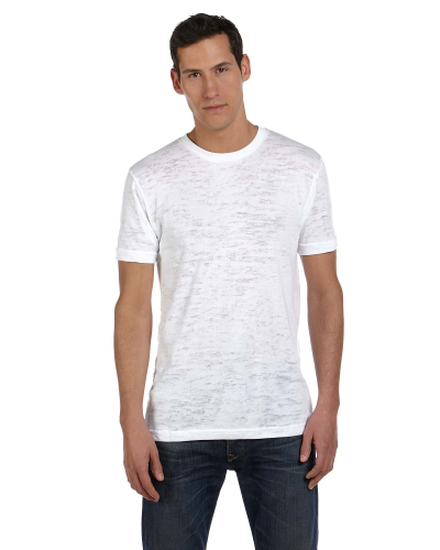 Men's Burnout Short-Sleeve T-Shirt