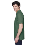 Dill Men's Pima Pique Short-Sleeve Polo as seen from the sleeveright