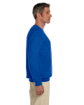 Royal 7.75 oz. Heavy Blend™ 50/50 Fleece Crew as seen from the sleeveleft