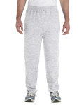 Ash Heavy Blend 8 oz., 50/50 Sweatpants as seen from the front