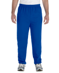 Royal Heavy Blend 8 oz., 50/50 Sweatpants as seen from the front