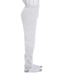 Ash Heavy Blend™ Youth 8 oz., 50/50 Sweatpants as seen from the sleeveleft