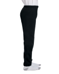 Black Heavy Blend™ Youth 8 oz., 50/50 Sweatpants as seen from the sleeveleft