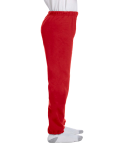 Red Heavy Blend™ Youth 8 oz., 50/50 Sweatpants as seen from the sleeveleft
