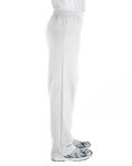 Ash Heavy Blend™ 8 oz., 50/50 Open-Bottom Sweatpants as seen from the sleeveleft
