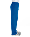 Royal Heavy Blend™ 8 oz., 50/50 Open-Bottom Sweatpants as seen from the sleeveleft