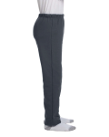 Charcoal Heavy Blend™ Youth 8 oz., 50/50 Open-Bottom Sweatpants as seen from the sleeveleft
