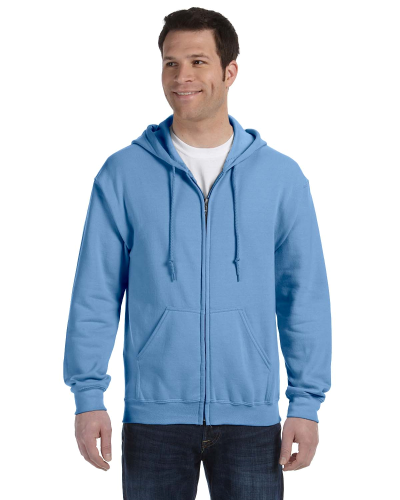 8 oz. Heavy Blend 50/50 Full-Zip Hood