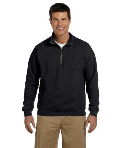 Heavy Blend™ 8 oz. Vintage Classic Quarter-Zip Cadet Collar Sweatshirt