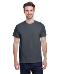 Charcoal Premium Ultra Cotton T as seen from the front