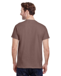 Chestnut Premium Ultra Cotton T as seen from the back