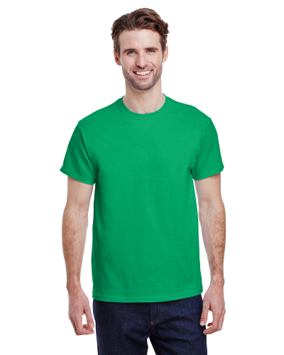 Irish Green Premium Ultra Cotton T as seen from the front