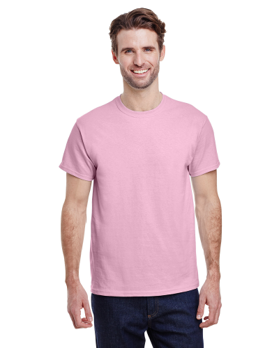 Light Pink Premium Ultra Cotton T as seen from the front