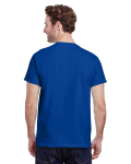 Metro Blue Premium Ultra Cotton T as seen from the back