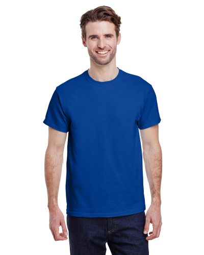 Metro Blue Premium Ultra Cotton T as seen from the front