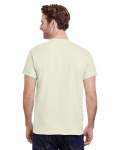 Natural Premium Ultra Cotton T as seen from the back