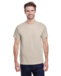 Sand Premium Ultra Cotton T as seen from the front