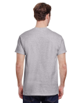 Sport Grey Premium Ultra Cotton T as seen from the back