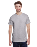 Sport Grey Premium Ultra Cotton T as seen from the front