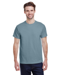 Stone Blue Premium Ultra Cotton T as seen from the front