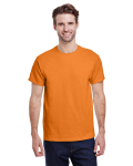 Tangerine Premium Ultra Cotton T as seen from the front