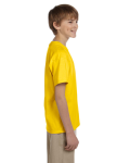 Daisy Youth Premium Ultra Cotton T as seen from the sleeveleft