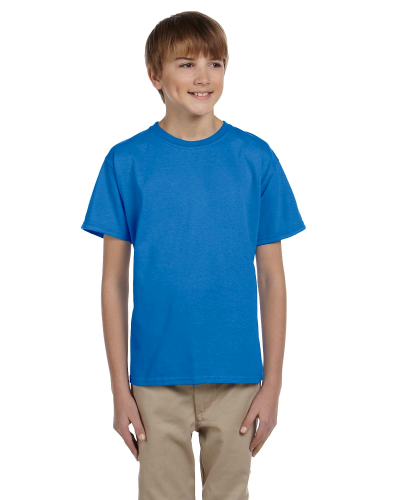 Iris Youth Premium Ultra Cotton T as seen from the front