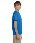 Iris Youth Premium Ultra Cotton T as seen from the sleeveleft