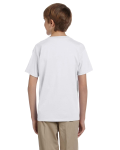 Prepared For Dye Youth Premium Ultra Cotton T as seen from the back