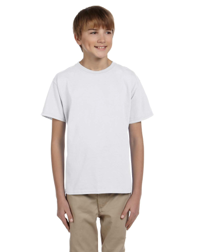 Prepared For Dye Youth Premium Ultra Cotton T as seen from the front