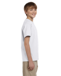 Prepared For Dye Youth Premium Ultra Cotton T as seen from the sleeveleft