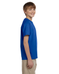 Royal Youth Premium Ultra Cotton T as seen from the sleeveleft