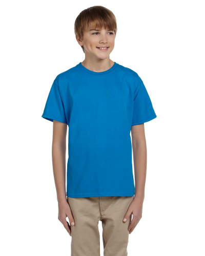 Sapphire Youth Premium Ultra Cotton T as seen from the front