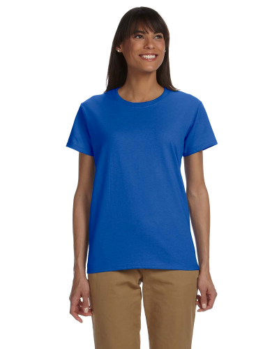 Royal Ladies' Premium Ultra Cotton T as seen from the front