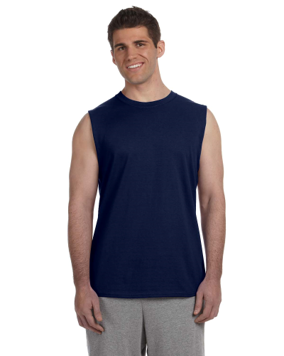 Ultra Cotton 6 oz. Sleeveless T-Shirt