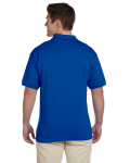 Royal Ultra Cotton® 6 oz. Jersey Polo as seen from the back