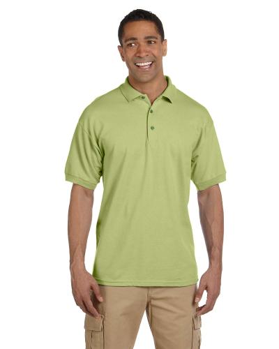 Kiwi 6.5 oz. Ultra Cotton® Piqué Polo as seen from the front