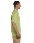 Kiwi 6.5 oz. Ultra Cotton® Piqué Polo as seen from the sleeveleft