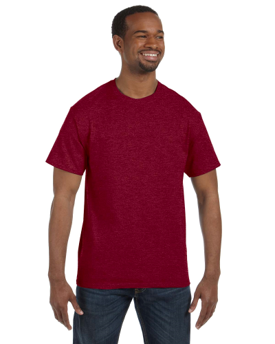 Antique Cherry Red Classic Cotton T as seen from the front