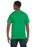Antique Irish Green Classic Cotton T as seen from the back