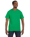 Antique Irish Green Classic Cotton T as seen from the front
