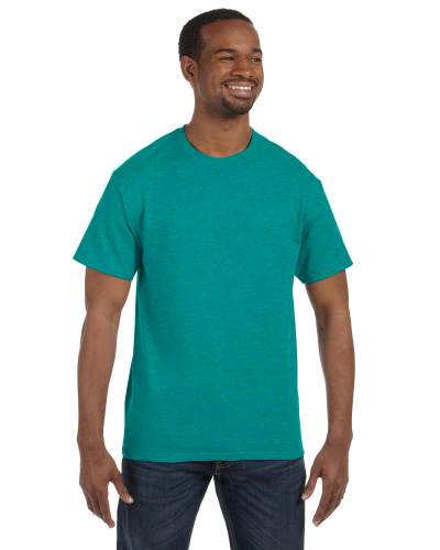 Antique Jade Dome Classic Cotton T as seen from the front