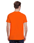 Antique Orange Classic Cotton T as seen from the back