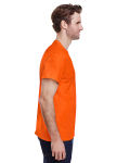 Antique Orange Classic Cotton T as seen from the sleeveleft